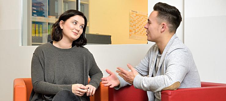 Medienpsychologie und Wirtschaftspsychologie kombiniert im Bachelor of Arts (B.A.) in Berlin, Köln oder Frankfurt a. M. studieren