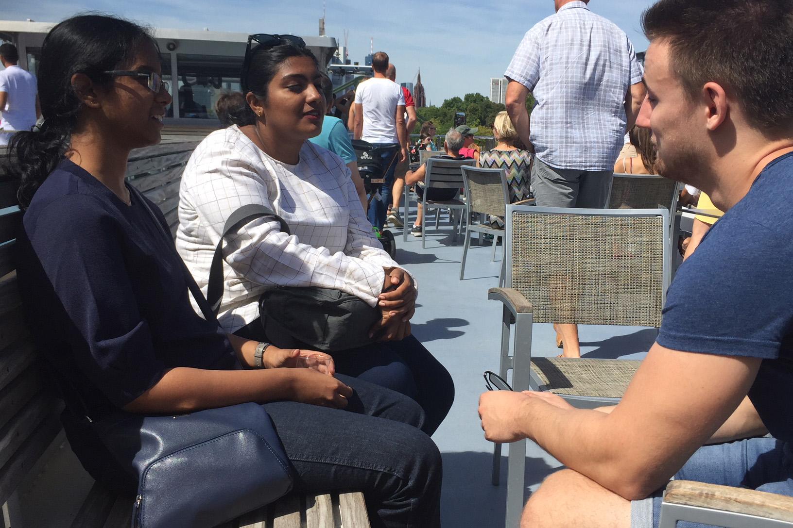 Studenten frankfurt kennenlernen