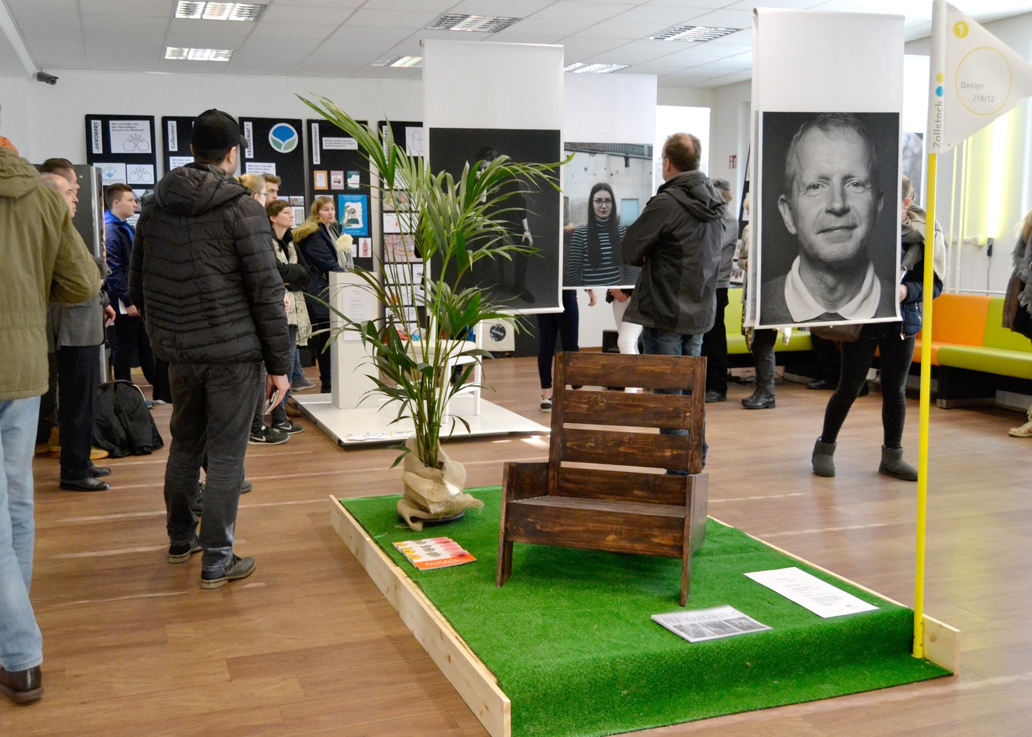design 18 12 und passagen hmkw hochschule f r medien. Black Bedroom Furniture Sets. Home Design Ideas