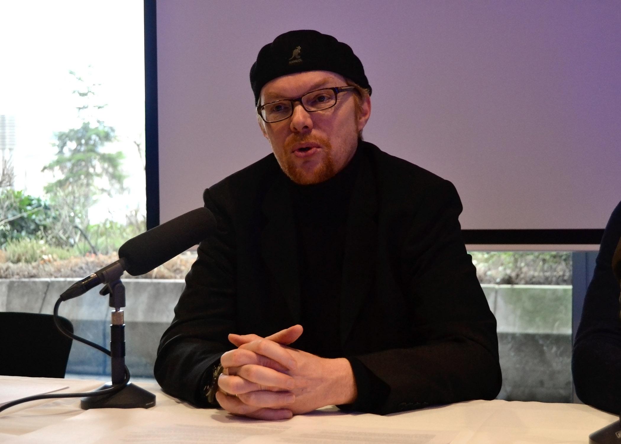 INA-Geschäftsführer Prof. Dr. Hektor Haarkötter berichtete auf Nachfrage von Moderator Dr. Marco Bertolaso von der medialen Reesonanz auf die bisherigen Top Ten.