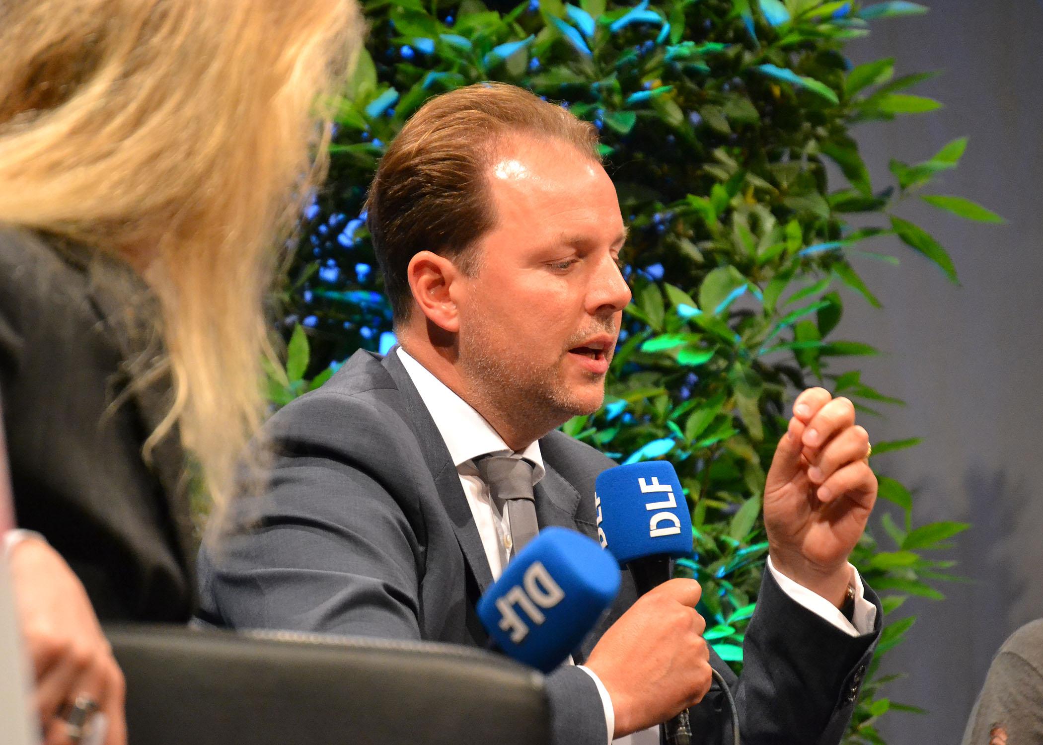 Christian Solmecke ist Anwalt und gefragter Experte für Medienrecht.