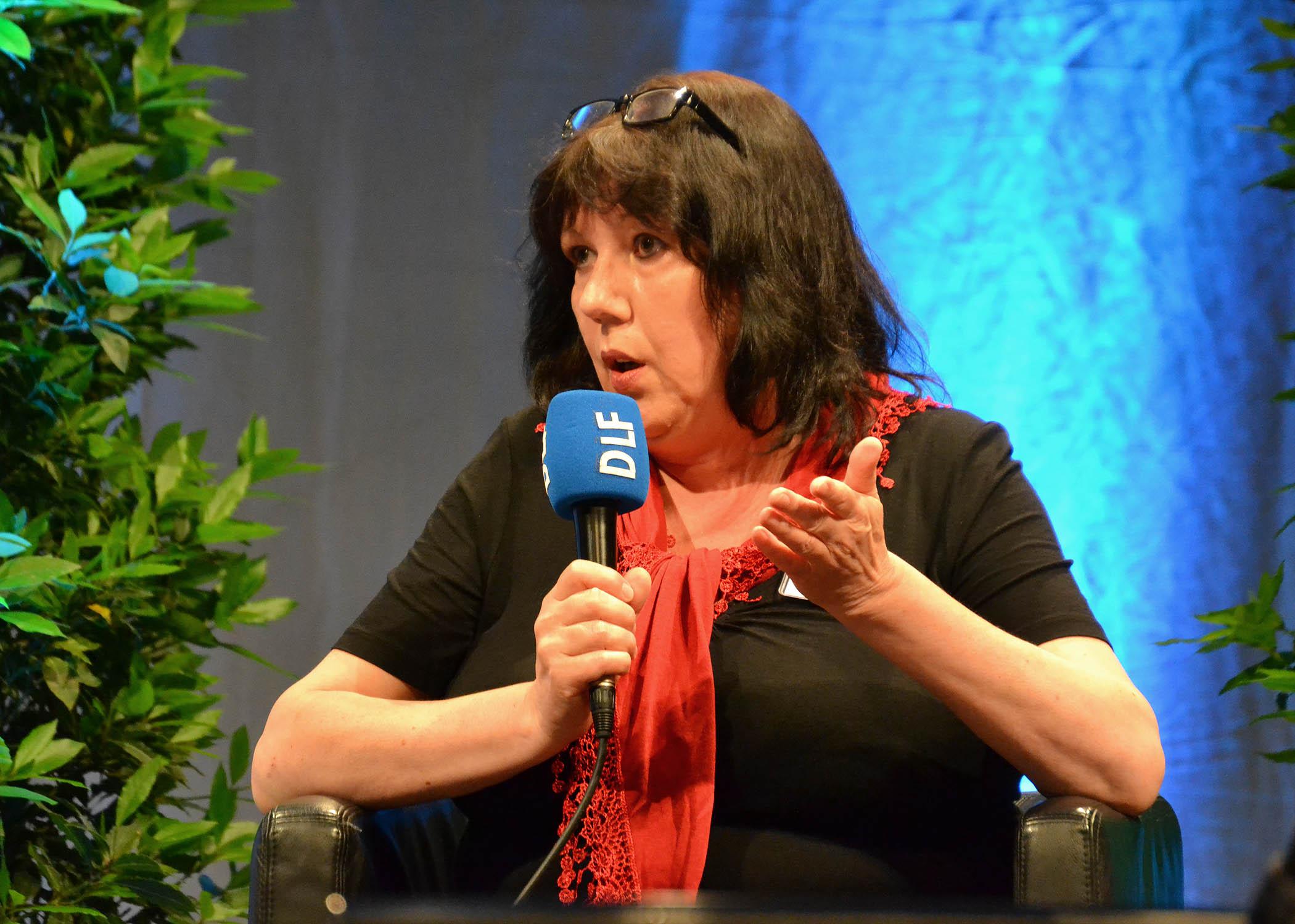 Maren Müller ist Vorsitzender des von ihr gegründeten Ständige Publikumskonferenz der öffentlich-rechtlichen Medien e.V.