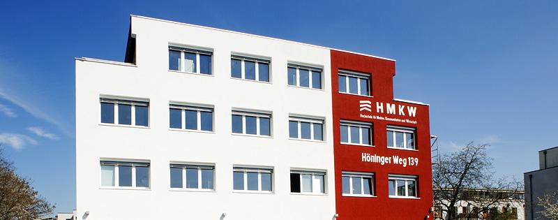 Studieren in der Medienstadt: HMKW Campus Köln