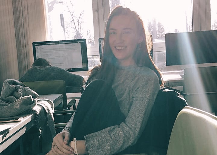 Alicia Hänsel, Werkstudentin im Coaching Unternehmen