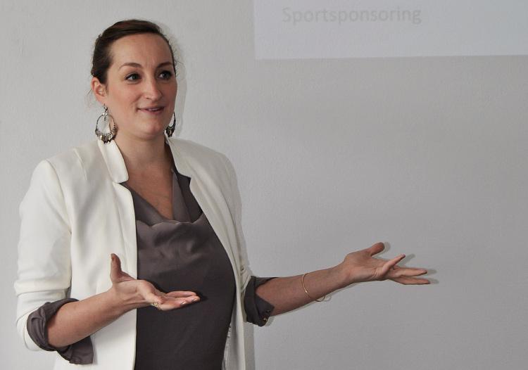 Sophie Berke, Dozentin und wissenschaftliche Mitarbeiterin an der HMKW