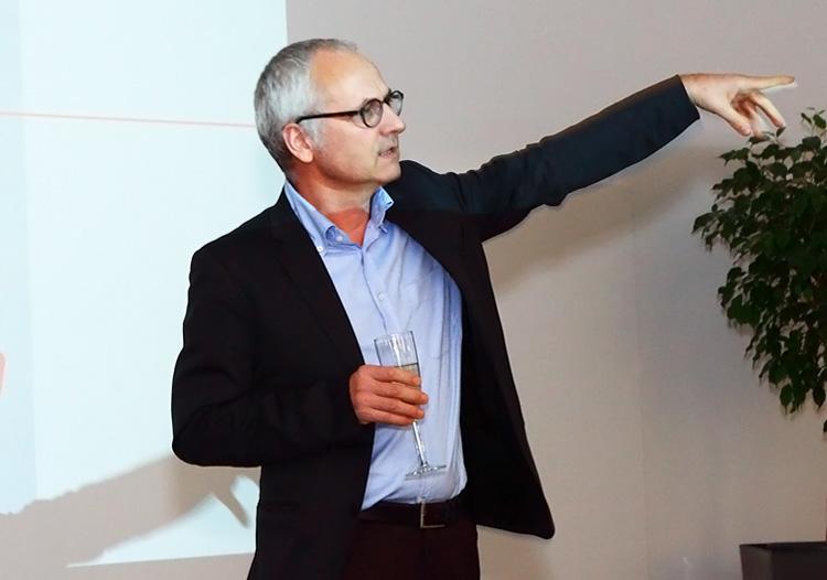 HMKW-Rektor Prof. Dr. Klaus-Dieter Schulz