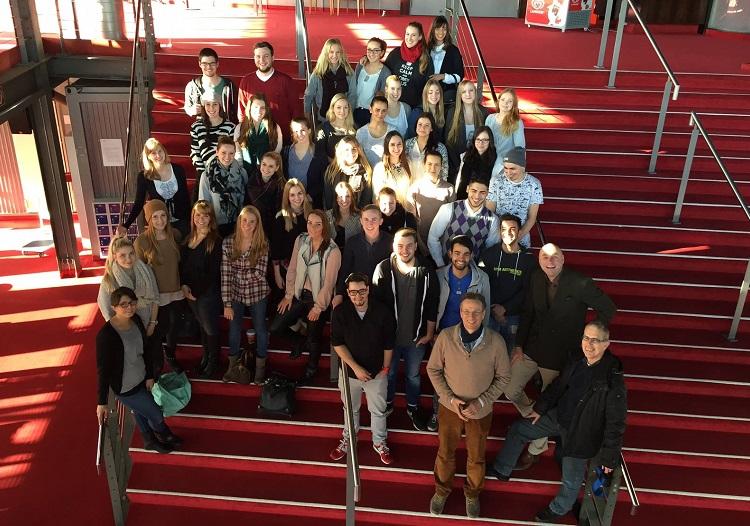 Studierende B.A. Medien- und Eventmanagement