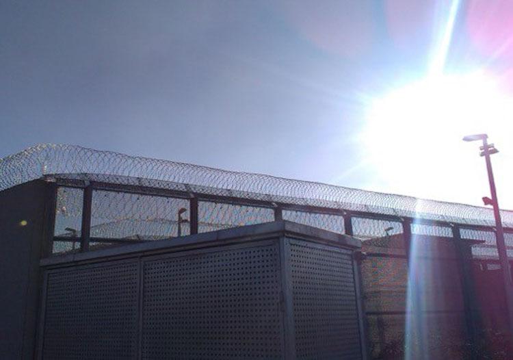 Gefängnisradio für die JVA Heidering bei Großbeeren