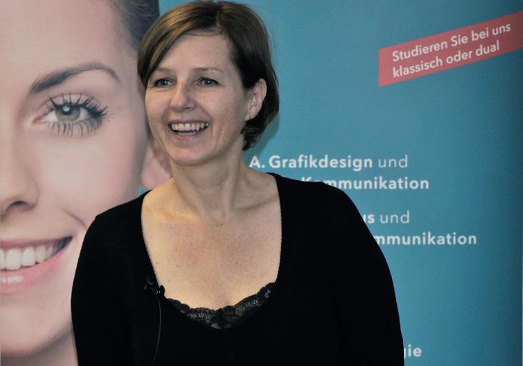 Leiterin der Unternehmenskommunikation der Berliner Börse Petra Greif