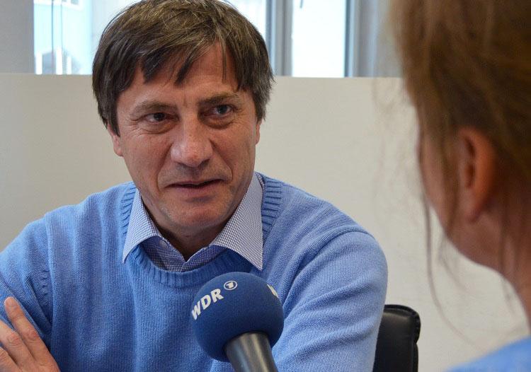 Prof. Dr. M. Beckenkamp im Interview