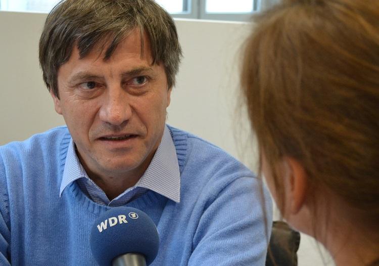 Prof. Dr. habil. Martin Beckenkamp