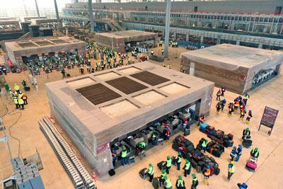 Foto: Pressestelle Flughafen Berlin Brandenburg GmbH
