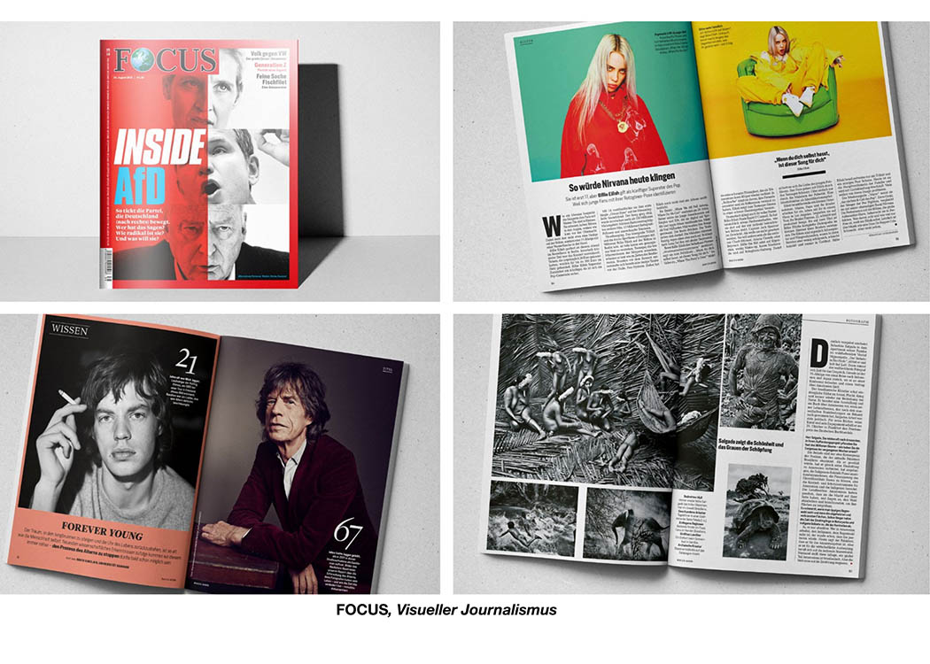 Till Theißen has worked as an Editorial Designer for the well-known news magazine Focus.
