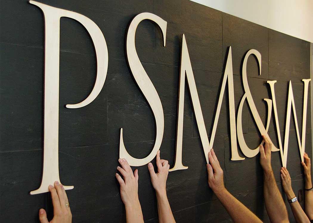Die Full-Service-Agentur PSM&W berät seit 1995 Marken, Unternehmen, Verbände, Organisationen und Persönlichkeiten. (Foto: PSM&W)